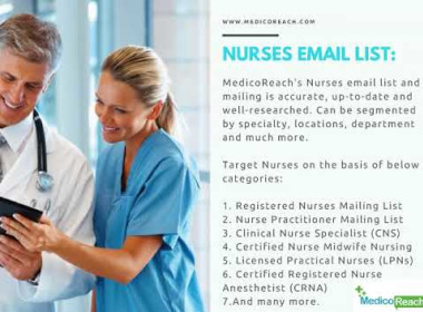 image of: Healthcare Email List Provider - MedicoReach